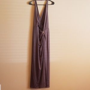 Victoria Secret halter long dress